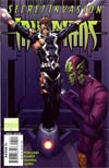 Secret Invasion Inhumans #1 2nd Ptg Tom Raney Variant Cover