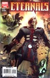 Eternals Vol 4 #5 Incentive Eric Nguyen Zombie Variant Cover