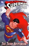 Superman The Third Kryptonian TP