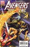Avengers Invaders #5 Regular Alex Ross Cover