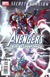 Avengers The Initiative #18 Regular Mark Brooks Cover (Secret Invasion Tie-In)