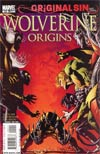 Wolverine Origins #29 Regular Mike Deodato Cover (Original Sin Part 3)