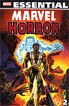 Essential Marvel Horror Vol 2 TP