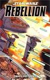 Star Wars Rebellion Vol 3 Small Victories TP