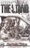 Stand Captain Trips #3 Incentive Lee Bermejo Sketch Variant Cover