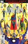 Justice Society Of America Kingdom Come Special The Kingdom #1 Regular Alex Ross Cover