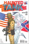 Haunted Tank #1 Cover B Henry Flint Signed By Frank Marraffino (While Supplies Last)