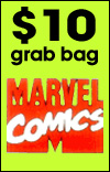 20-Count $10 MARVEL Grab Bag