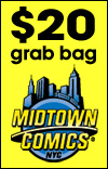 60-Count $20 DC/MARVEL/INDIES Grab Bag