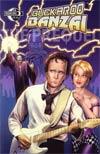 Buckaroo Banzai The Prequel #2 Regular Ken Wheaton Cover