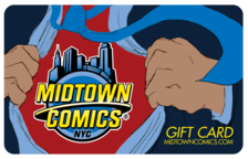 Midtown Comics Gift Card