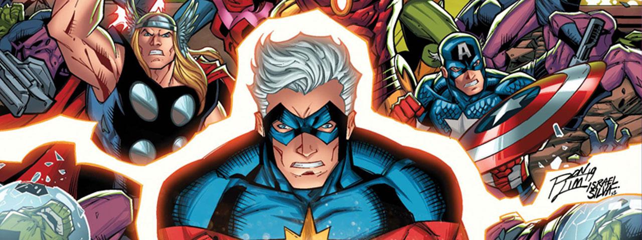 Marvel 2020