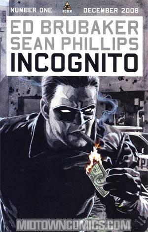 Incognito #1 1st Ptg