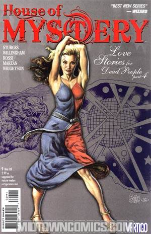 House Of Mystery Vol 2 #9