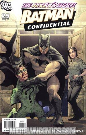 Batman Confidential #25