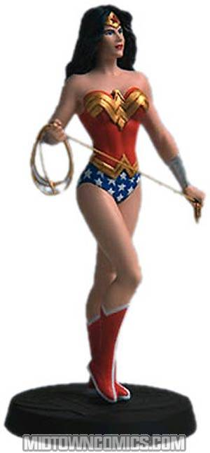 DC Superhero Figurine Collection Magazine #8 Wonder Woman