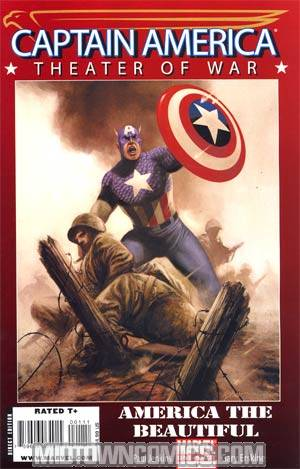 Captain America Theater Of War America The Beautiful