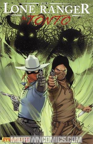Lone Ranger And Tonto Vol 2 #2