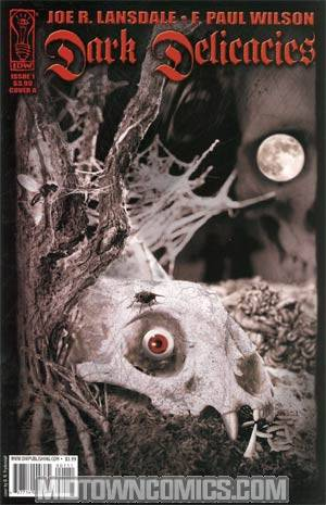 Dark Delicacies #1 DW Frydendahl Cover