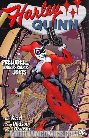 Harley Quinn Preludes And Knock-Knock Jokes TP
