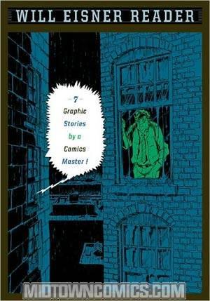 Will Eisner Reader GN WW Norton Edition