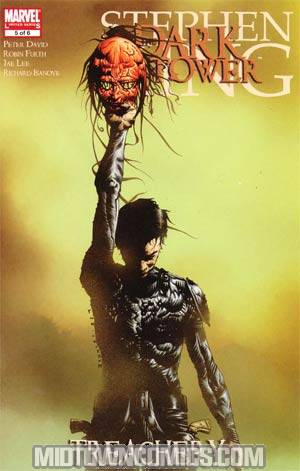 Dark Tower Treachery #5 Cover A Regular Jae Lee Cover
