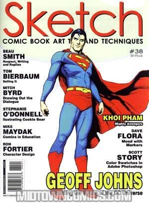 Sketch Magazine #38