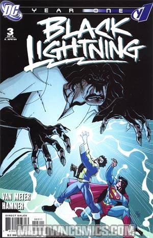 Black Lightning Year One #3