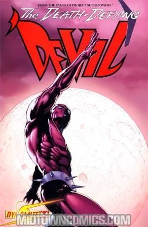 Death-Defying Devil #3 Cover D Regular Edgar Salazar Cover