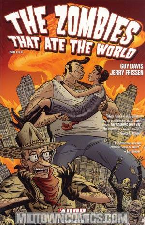 Zombies That Ate The World #1 Cvr B Guy Davis