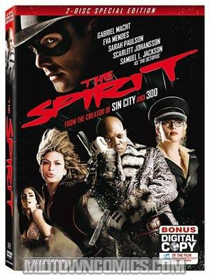 Spirit Special Edition DVD