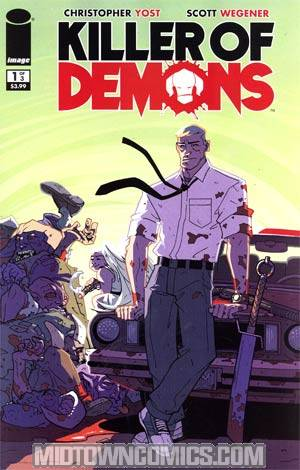Killer Of Demons #1