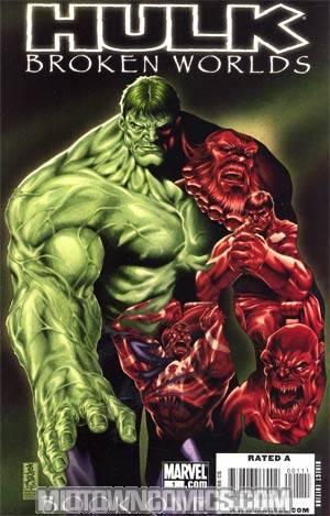 Hulk Broken Worlds #1