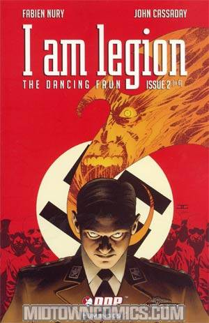 I Am Legion #2 Cvr A John Cassaday