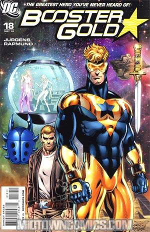 Booster Gold Vol 2 #18