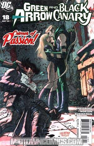 Green Arrow Black Canary #18