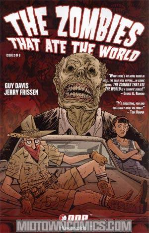 Zombies That Ate The World #2