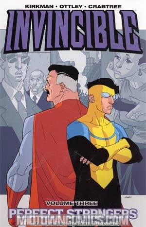 Invincible Vol 3 Perfect Strangers TP New Printing