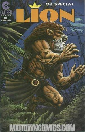 Oz Special Lion