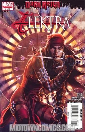 Dark Reign Elektra #2 (Dark Reign Tie-In)