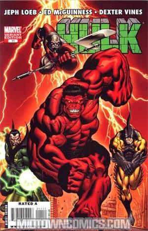 Hulk Vol 2 #11 Regular Offenders Cover