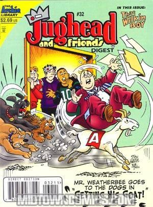 Jughead And Friends Digest #32
