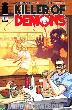 Killer Of Demons #3