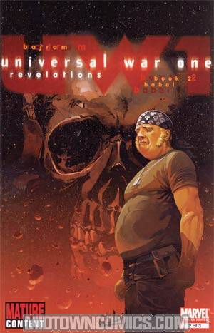 Universal War One Revelations #2