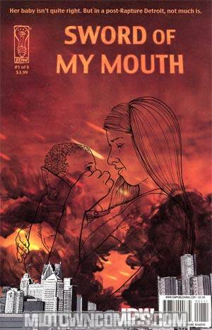 Sword Of My Mouth #1