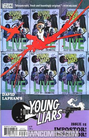 Young Liars #15