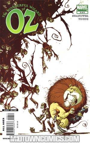 Wonderful Wizard Of Oz #6