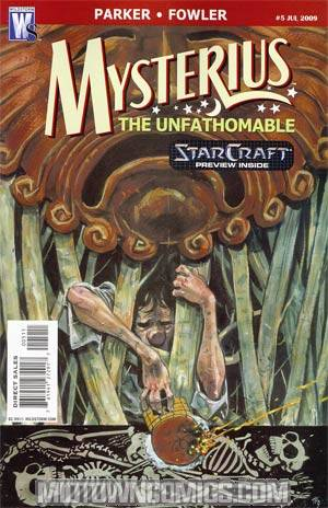 Mysterius The Unfathomable #5