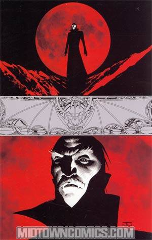 Complete Dracula #1 Incentive John Cassaday Virgin Variant Cover