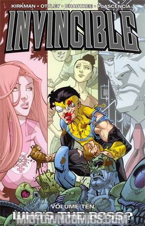 Invincible Vol 10 Whos The Boss TP